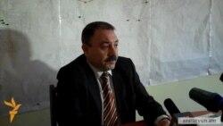 Հայ ազգային կոնգրեսից հեռանում է Գյումրու կառույցի ղեկավարը
