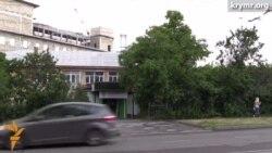 """Реакция крымчан на поджог отделения """"Приватбанка"""" в Симферополе"""