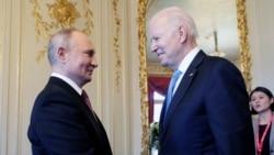 Байден менен Путин биринчи ирет жолукту   БҮГҮН АЗАТТЫКТА   16.06.21