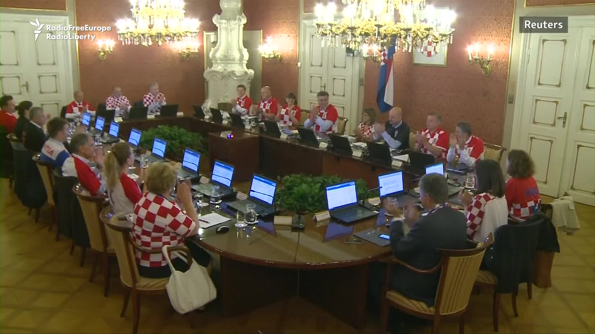 Image result for croatia cabinet