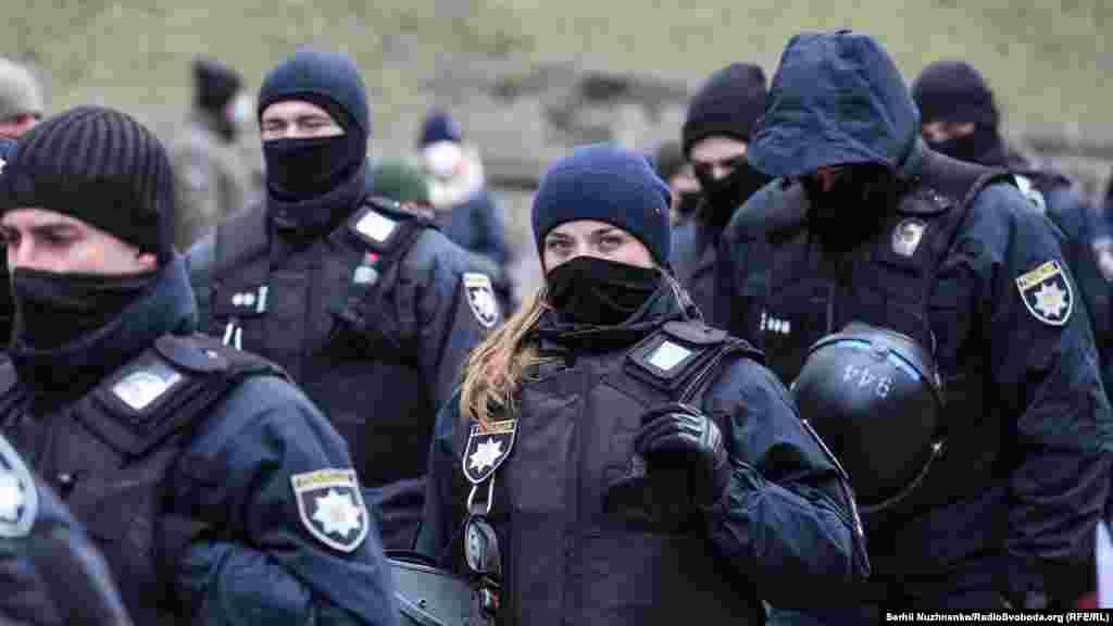 Полиции удалось не допустить правонарушений