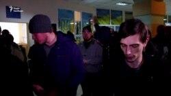 Суд в Одесі залишив під вартою «антимайданівців» (відео)