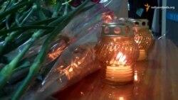 У Дніпропетровську відкрили першу дошку пам'яті випускникам університету, загиблим в АТО