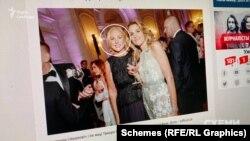 В публікаціях білоруських ЗМІ фігурує єдина фотографія дружини Вороб'я – Тамари