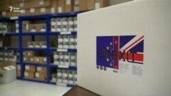 Brexit Box: британці запасаються наборами продуктів на випадок «суворого» виходу з ЄС – відео