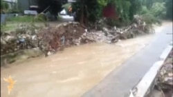 U okolini Tuzle građani čiste nakon poplava