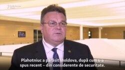 Un interviu cu ministrul de Externe al Lituaniei, Linas Linkevičius