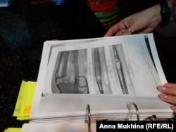Фото обреза из уголовного дела Шустова