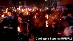 На 13 февруари 2021 г. Луковмарш беше забранен, а участниците само се поклониха пред дома на ген. Луков.
