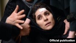 نمایی از «خط فرضی» اولین فیلم بلند فرنوش صمدی