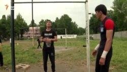 Хумоюн хочет сделать воркаут модным явлением в Таджикистане