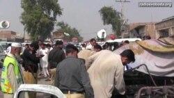 Світ у відео: Від бомб, закладених в автомобілі, загинули люди в Пакистані і Афганістані