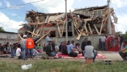 Belgrade Muslims Pray After Mosque Demolished