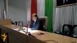 """Раис: """"Бекорӣ ҷавононро ба Сурия мебарад"""""""