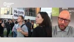 Бывший украинский премьер – об отличиях Евромайдана от протестов в Беларуси