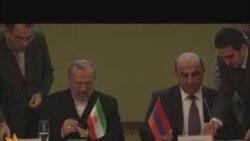 Հայաստանում է Իրանի արտգործնախարարը