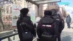 Россия: кого и как штрафуют за нарушения карантина (видео)