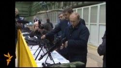 Զինագործները Պուտինին ներկայացրել են նոր ավտոմատ՝ ԱԿ-12