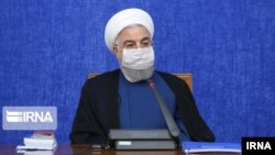 حسن روحانی رئیس جمهور ایران