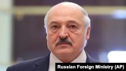 Alyaksandr Lukashenka has run the country since 1994.