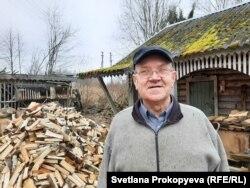Николай Михайлович, житель деревни Савкино