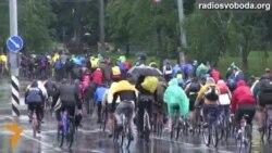 В Сумах велопробігом закликали до єдності та здорового способу життя