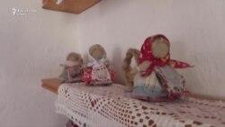 Дом ремесел кукольницы из Слободзеи