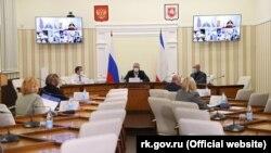 Члены Совета министров Крыма (иллюстрационное фото)