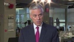 Посол США в Росії заявив про стурбованість через законодавство Росії про «іноземних агентів» (відео)