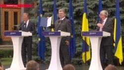 """Впереди еще половина пути"": Украине указали на то, что она пока не готова к ЕС"