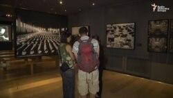 Posjeta galeriji o Srebrenici