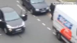 Parisdəki terrorçuların görüntüləri