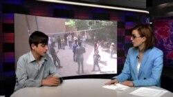 «Ազատություն» TV լրատվական կենտրոն, 1-ը հունիսի, 2015թ․