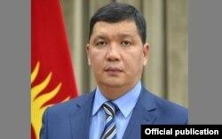 Айбек Джунушалиев.