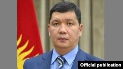 Айбек Жунушалиев.