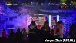 Традиционная «Ночь музеев» в музее-заповеднике «Херсонес Таврический», май 2021 года