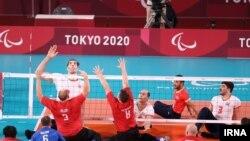 تیم والیبال نشسته ایران برای هفتمینبار موفق به کسب مدال طلای رقابتهای پارالمپیک شد