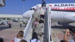 Shqipëria riatdheson pesë persona nga Siria