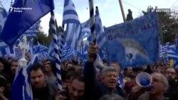 Protest zbog imena Makedonije