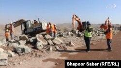 آرشیف، بند پاشدان در هرات