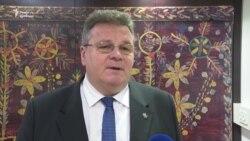 Міністр закордонних справ Литви Лінас Лінкевічус в інтерв'ю Радіо Свобода про дискусії щодо України