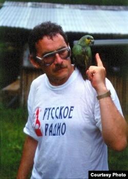 Александр Горянин в Венесуэле