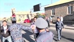 Yerevan Airport Blockade Sparks Road Rage