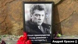 یادبود از ششمین سالگرد کشته شدند بوریس نمتسف
