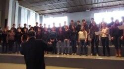Milanda Azərbaycan musiqi məktəbi
