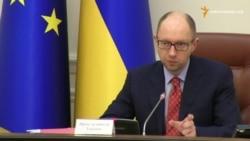Яценюк пообіцяв оновити авіаційний протипожежний парк