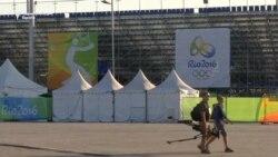 Рио де Жанеиро неколку дена пред Олимпијадата