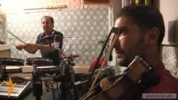 Սիրիահայերի Նուռ խումբը միախառնում է արաբական ու հայկական ֆոլքի հնչյունները