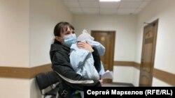 Виктория Военцева в суде