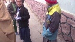 نگرانیها از افزایش اطفال کارگر در ولایت فراه